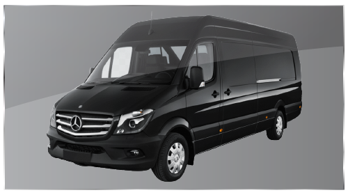 Mercedes Benz Sprinter Exterior